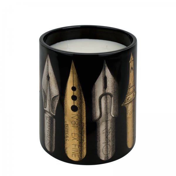 Fornasetti | Pennini Scented Candle (Large)