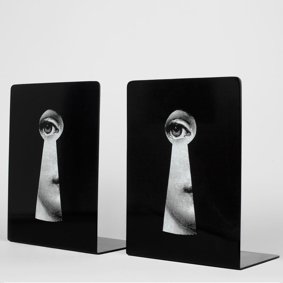 Fornasetti | Serratura Bookends