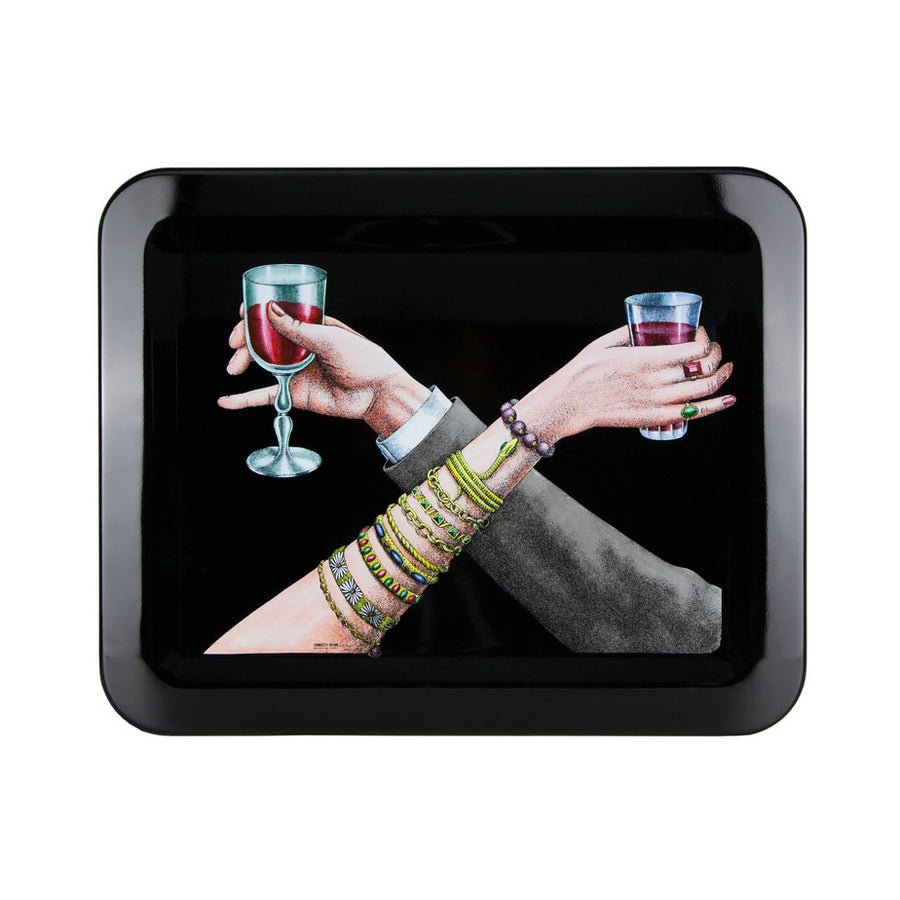Fornasetti | Brindisi Medium Tray