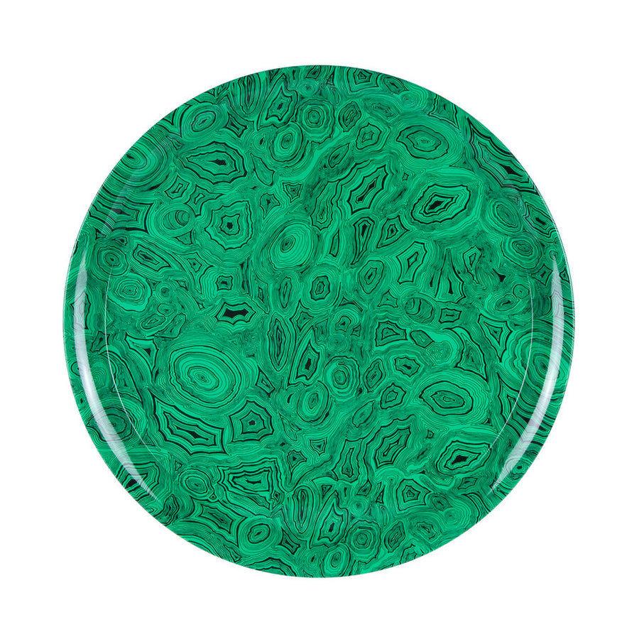 Fornasetti | Malachite Large Tray