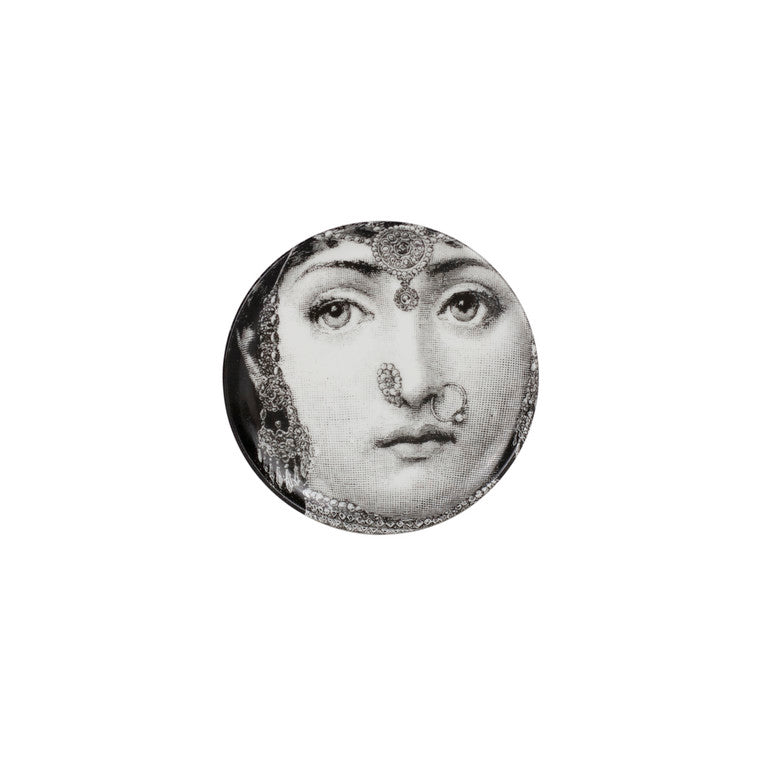 Fornasetti | Tema E Variazioni No. 228 Coaster (Exclusively Ours)