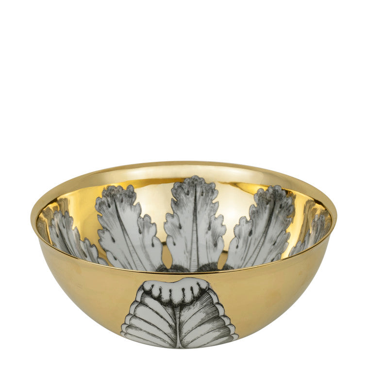 Fornasetti | Rosone No. 6 Centerpiece Bowl (Gold)