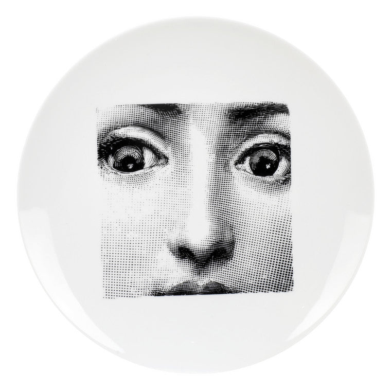 Fornasetti | Wall Plate PTV049X (Exclusively Ours)