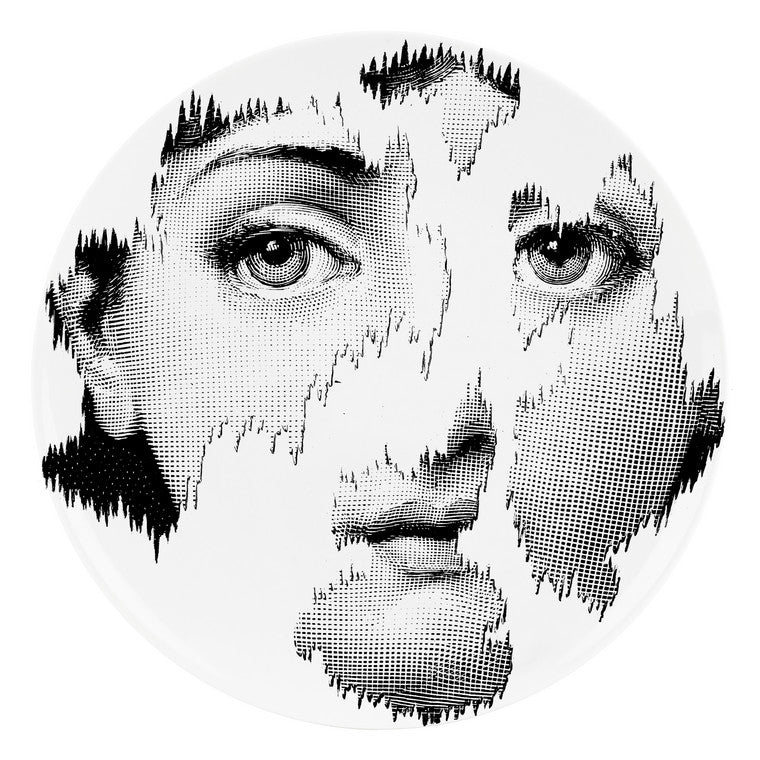 Fornasetti | Wall Plate PTV115X (Exclusively Ours)