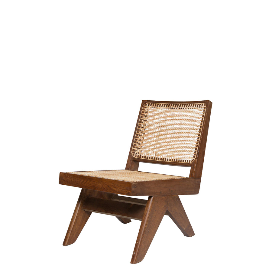 Pierre Jeanneret | Armless Easy Chair