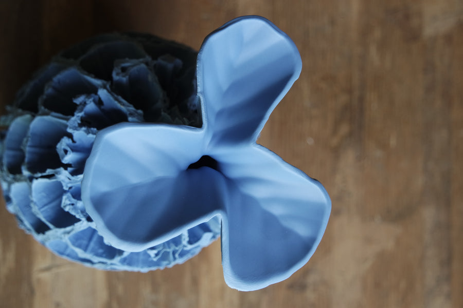 Zsolt Simon | Blue Ceramic No. 1