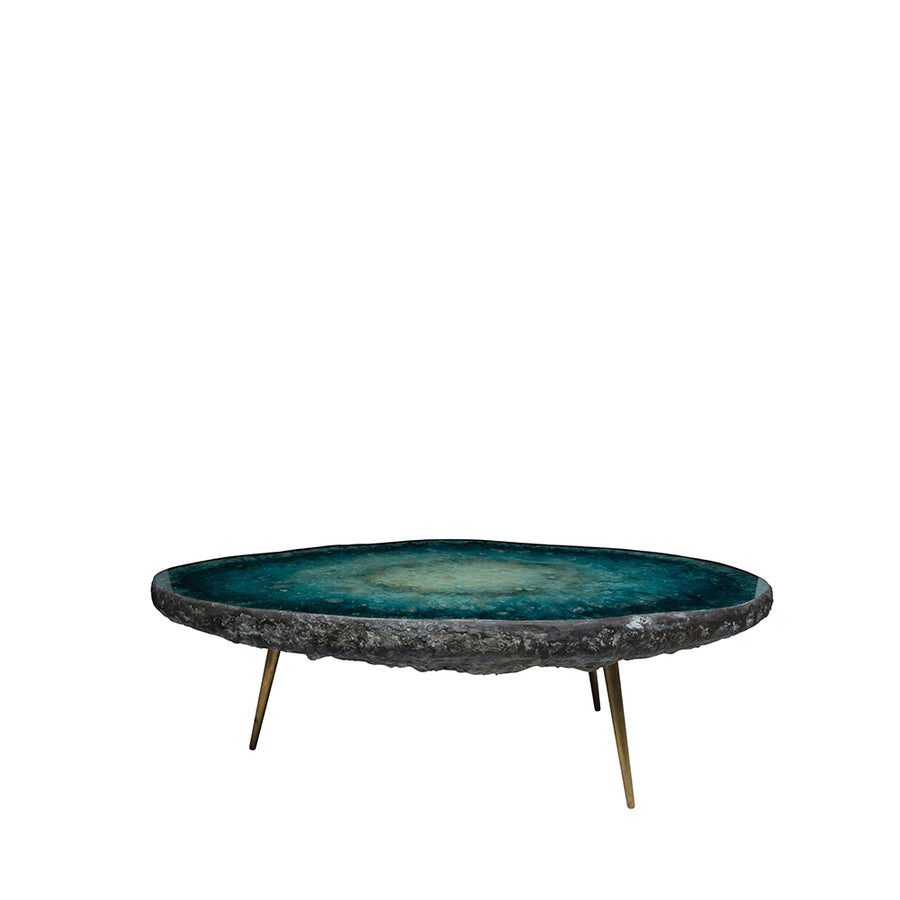 Von Pelt | London Blue Table