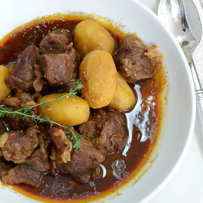 Mason Hill Cattle Wagyu Beef N Guiness Stew