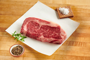 Wagyu Rib Eye Boneless Steak