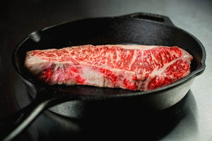 Wagyu New York Strip Steak