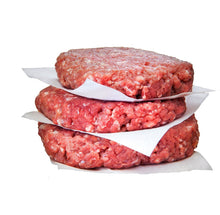 Load image into Gallery viewer, 1/3 Pound Wagyu Beef Gourmet Burger Patties, 3 Pack