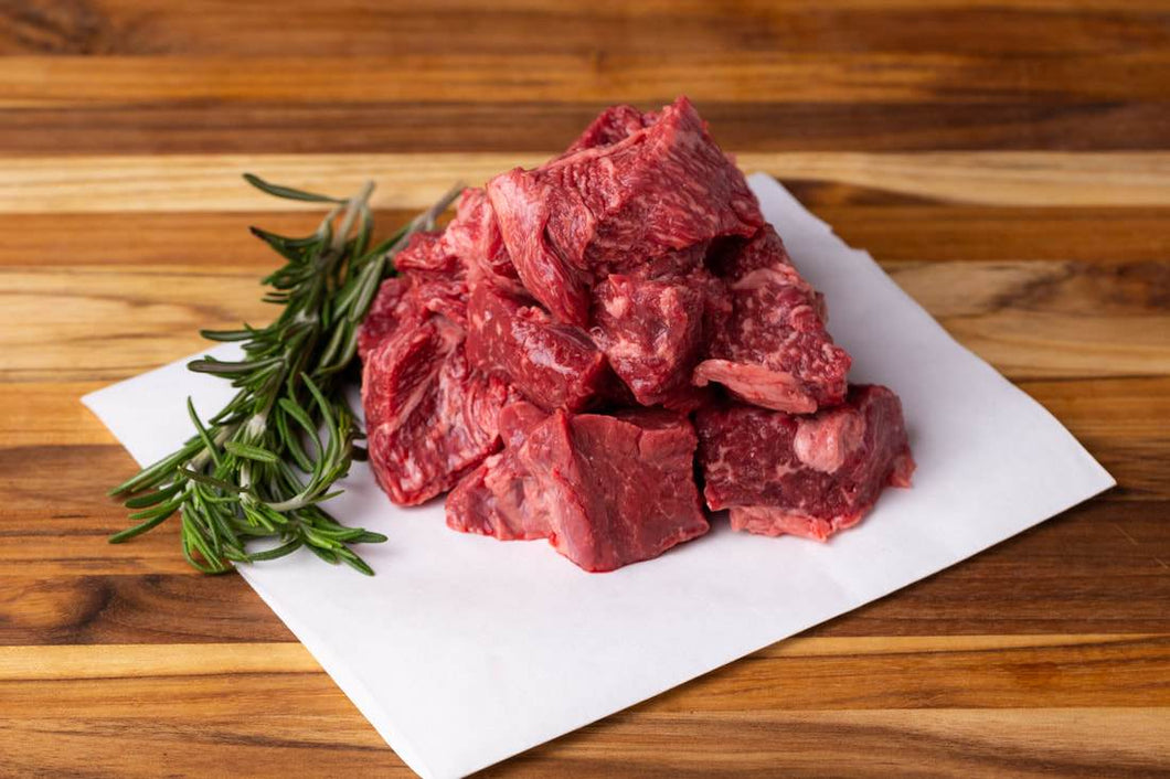 Wagyu Beef Cubed Stew Meat
