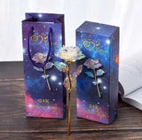 New Romantic Galaxy Rose