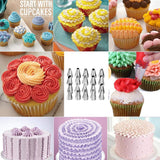 CAKE DECORATING TOOLS 127Pcs/set