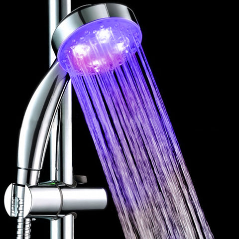 Colorful LED Showerhead 7 colors