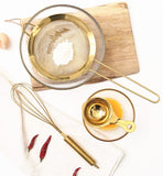 Gold Baking Tools