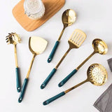 Kitchen Tools Golden 7 PCS/Set
