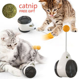 Smart Cat Toy - A cat Teaser ball