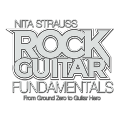 Nita Strauss: Rock Guitar Fundamentals