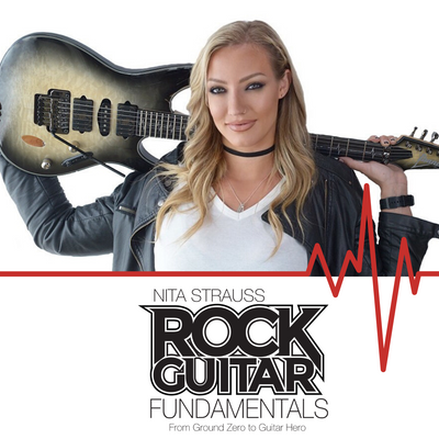 Nita Strauss Rock Guitar Fundamentals