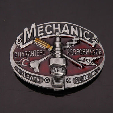 Boucle Mechanic 32802 Motard Passion