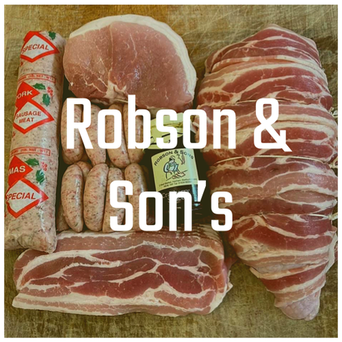 Robson & Son's Butchers
