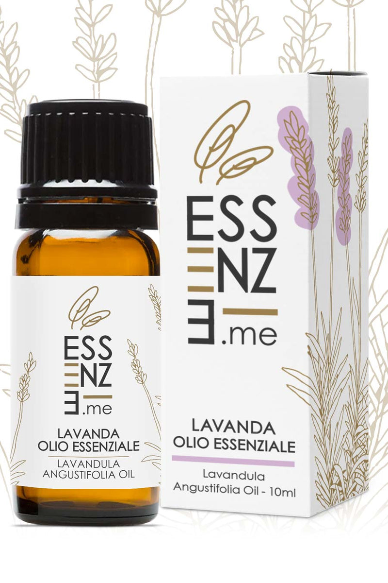 Olio essenziale di Lavanda - Lavandula Angustifolia Oil 10ml Essenze.me