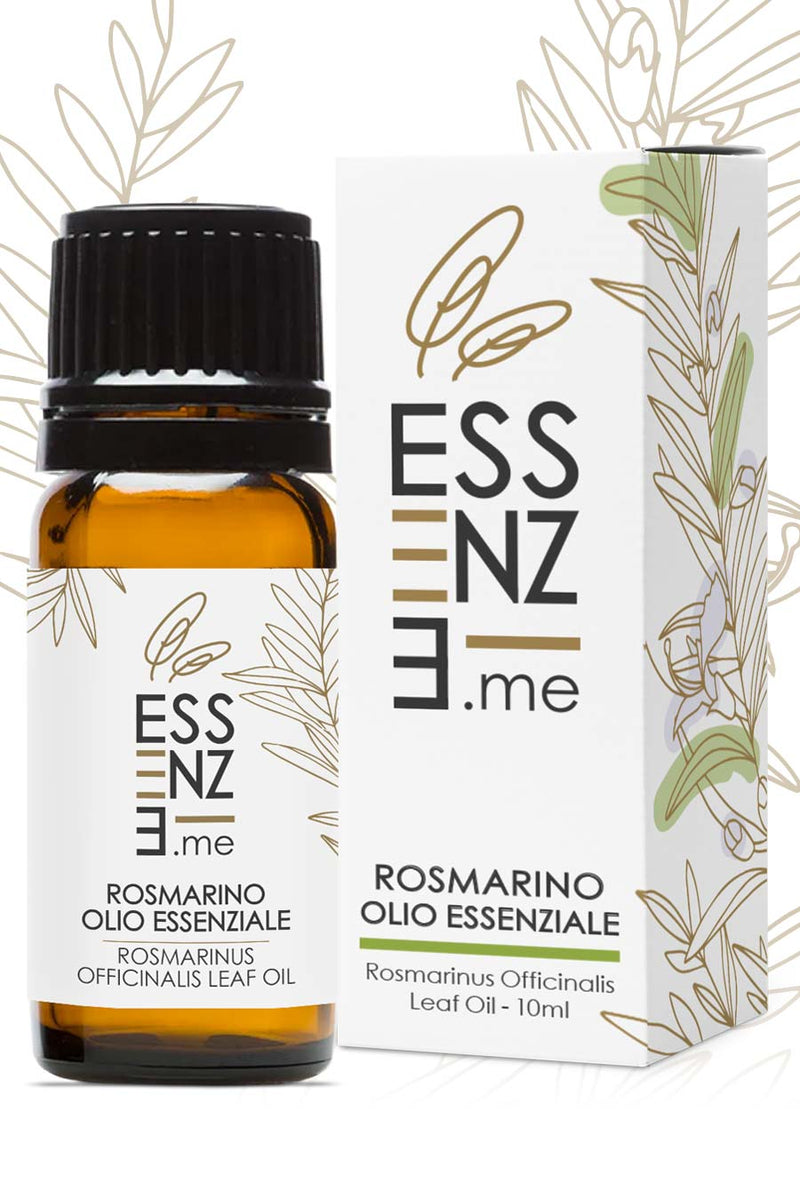 Olio essenziale di Rosmarino - Rosmarinus Officinalis Leaf Oil 10ml Essenze.me