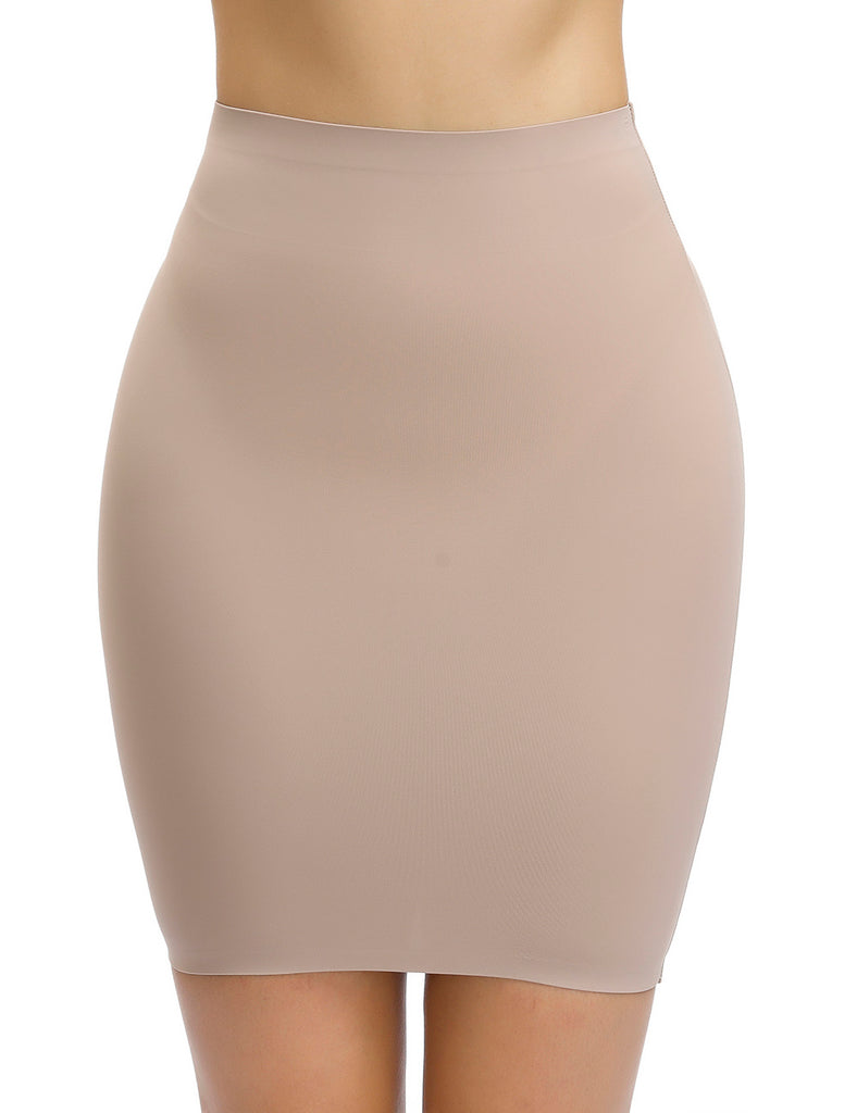 Lightweight High Waist Skirt Butt Lifter