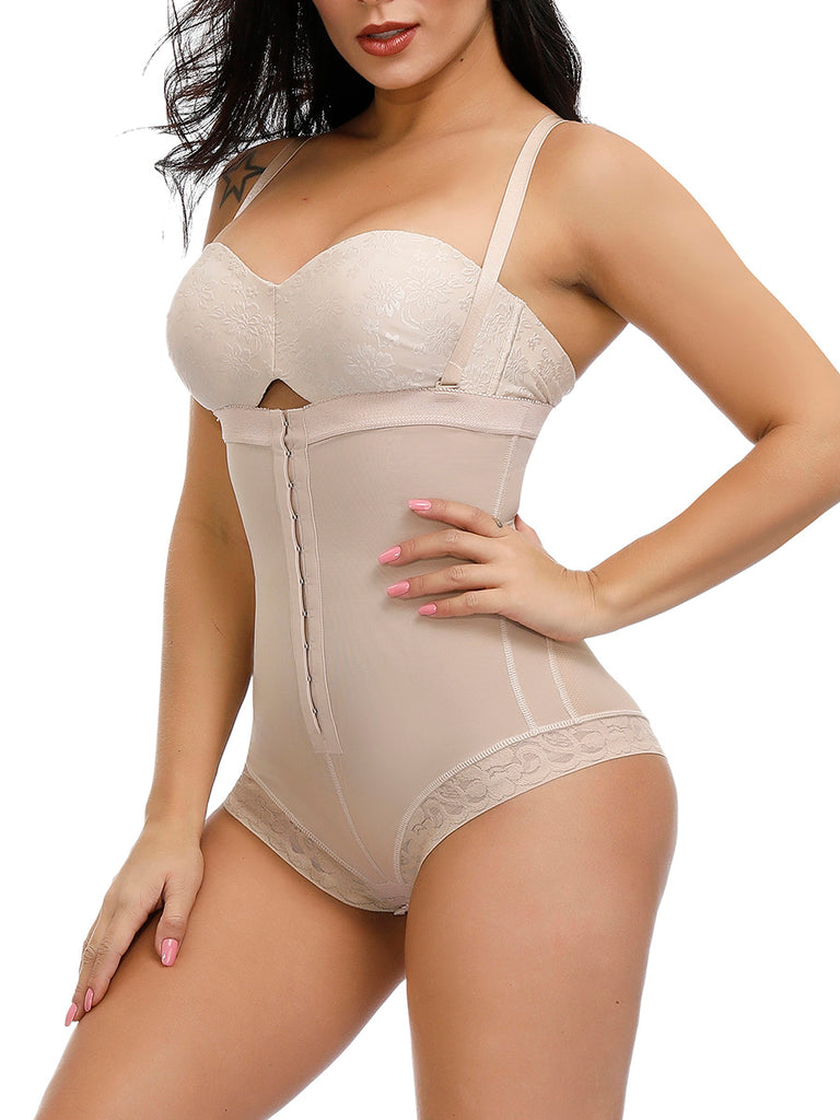 Simplistic High Waist Bodysuit