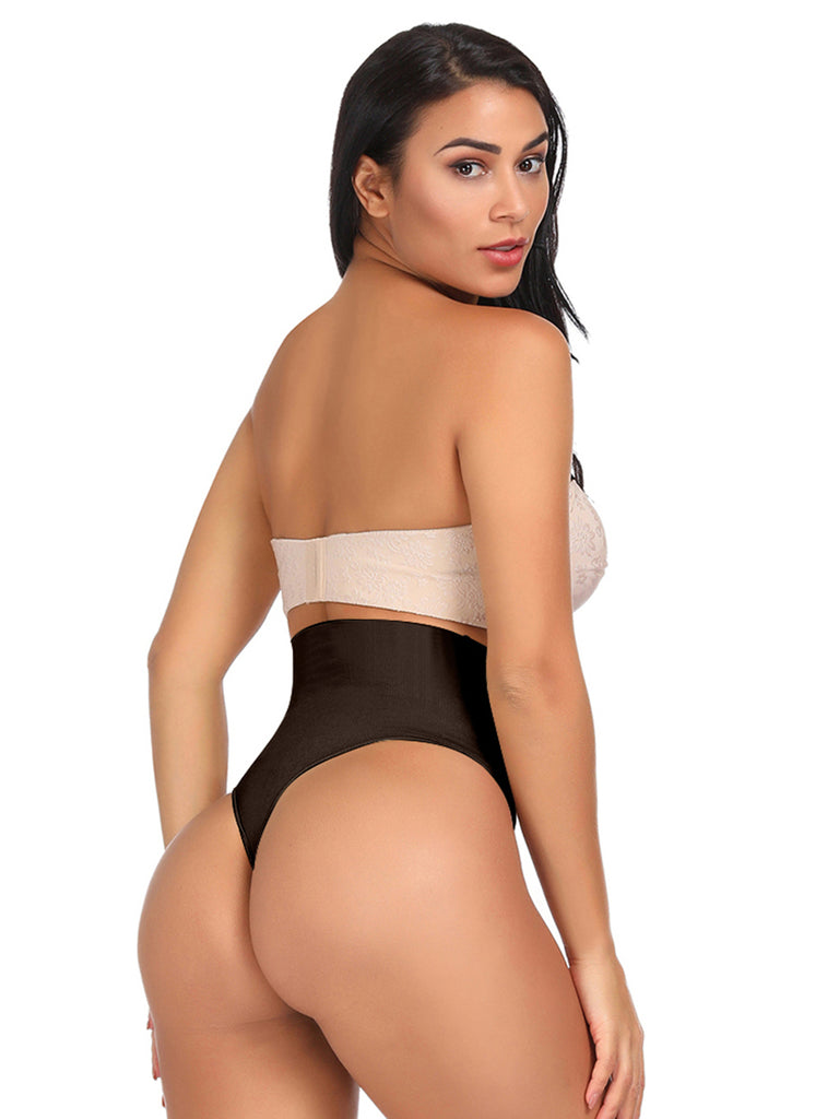 High Cut Thong Butt Enhancer