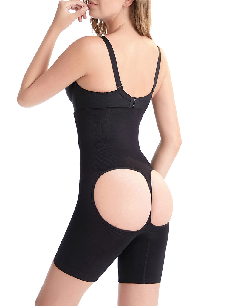 Seamless High Waist Butt Lifter