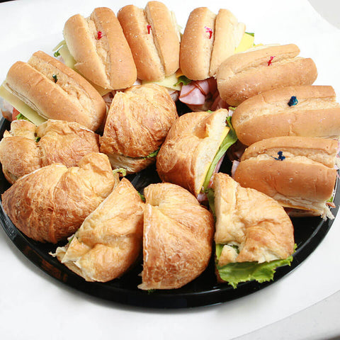 Assorted Sandwich Trays