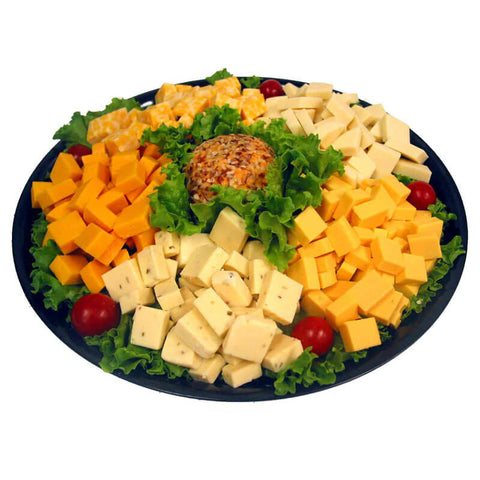 Cheese & Cracker Trays