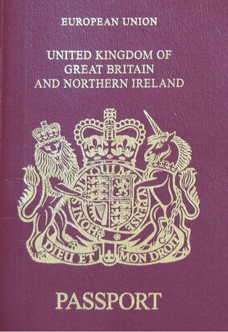 Unicorn British Passport