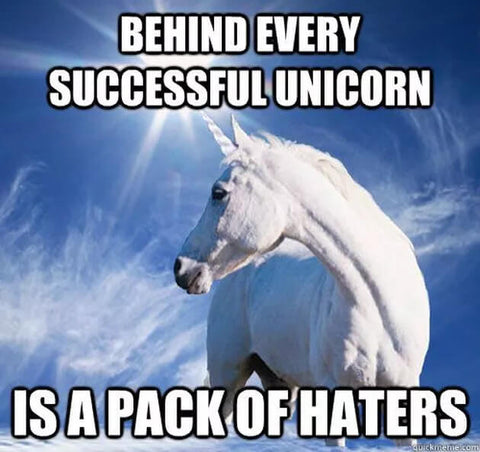 behind every successful unicorn