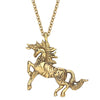 Antique Unicorn Necklace