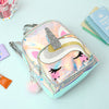 Transparent Unicorn Backpack