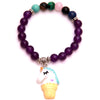 Unicorn Bead Bracelet