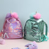 Leather Unicorn Backpack