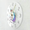 Big Unicorn Clock