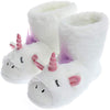 Boots Unicorn Plush Slippers
