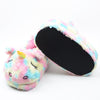 Rainbow Unicorn Slippers