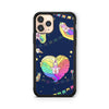 Rainbow Mane Unicorn iPhone Case | 🦄 Kawaii Unicorn Store