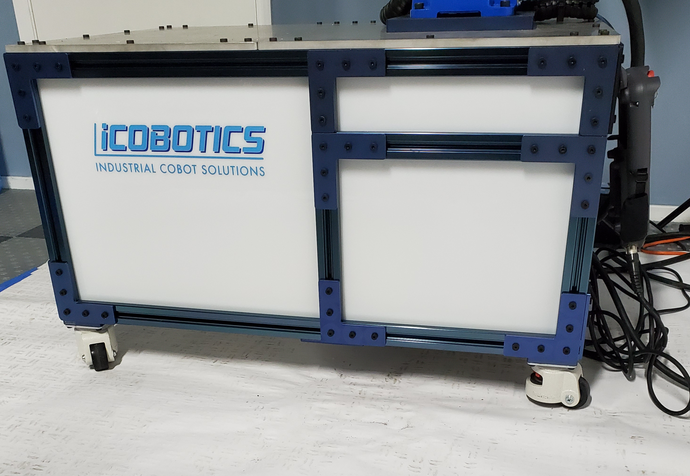 Production Robot Cart