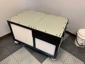 Yaskawa Robot Cart with Plates