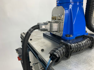 NEW Yaskawa GP7 Cart with Gripper and Safety Scanner Add-Ons