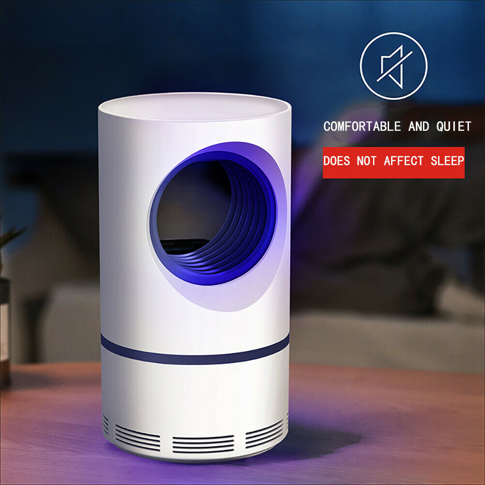 USB Mosquito Killer Lamp Anti Mosquito Repellent  UV Light Power-saving Indoor Bug Zapper