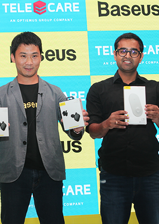 Official Launch in India