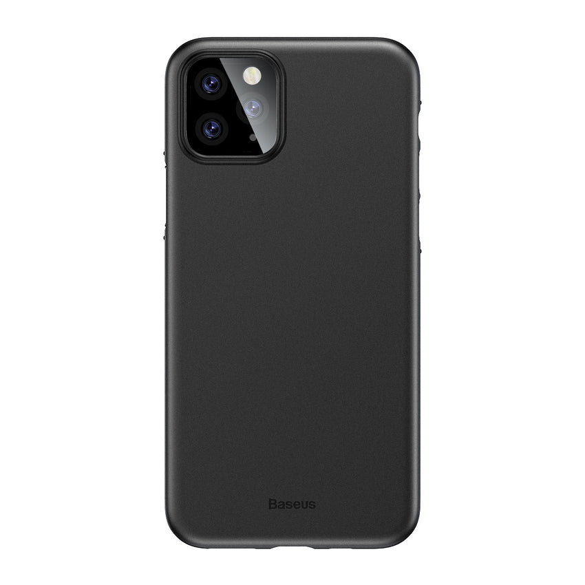 Baseus Wing Case For iP 11 pro Max 6.5inch - Solid Black